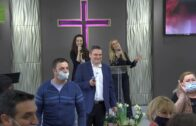 """March 21, 2021 Live from BULGARIAN CHURCH """"NEW LIFE""""-CHICAGO"""